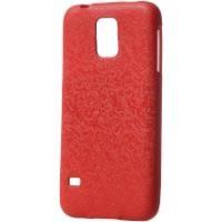 Galaxy S5 TPU Koruyucu Kılıf Kırmızı