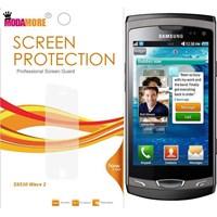 Samsung Wave 2 Ekran Koruyucu Film