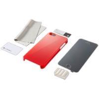 Crystal Cover iPhone 5 Kılıfı Kırmızı