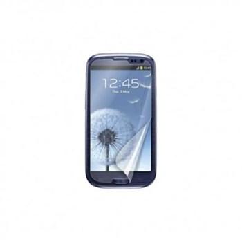 Muvit Anti Parmakizi Samsung GALAXY S III Ekran Koruyucu Film (2 Ön , Şeffaf)