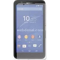 Ultra Şeffaf Ekran Koruyucu Sony Xperia E4 Film