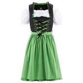 bpc bonprix collection Geleneksel Alman elbisesi, bluz ve önlük - Siyah 91931395