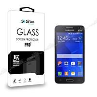 Eiroo Samsung Galaxy Core 2 Tempered Glass Cam Ekran Koruyucu
