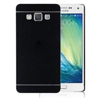Microsonic Samsung Galaxy A3 Kılıf Hybrid Metal Siyah