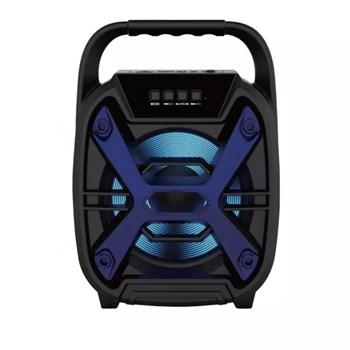 Zore ZQS-6110 With FM Radio Bluetooth Speaker