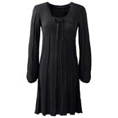 BODYFLIRT Örgü elbise - Siyah 97803595 4894025171489