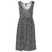 RAINBOW Penye elbise - Siyah 94025595 17513394