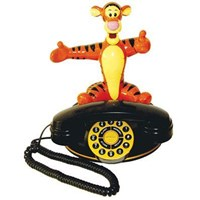 Pooh ve Arkadaşları Tigger Telefon