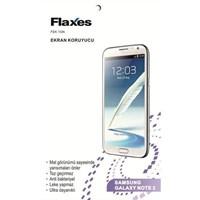 Flaxes FEK-1GN Galaxy Note 2 Ekran Koruyucu