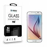 Eiroo Samsung i9800 Galaxy S6 Tempered Glass Cam Ekran Koruyucu