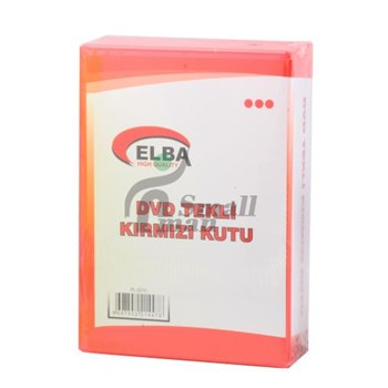 ELBA PL-221C TEKLİ KIRMIZI RENKLİ STANDART DVD