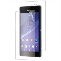 Microsonic Ultra Şeffaf Ön Ekran ve Arka Kasa Ekran Koruyucu Sony X...