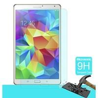 Microsonic Temperli Cam Ekran Koruyucu Samsung Galaxy Tab S T700 8.4 Inch Kırılmaz Film