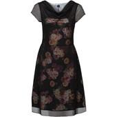 Bodyflirt Şifon Elbise - Siyah 32960456