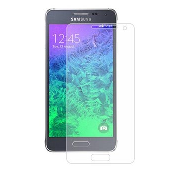 Microsonic Ultra Şeffaf Ekran Koruyucu Samsung Galaxy Alpha Film