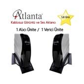 Atlanta AV Sender Set (1 Verici+1Alıcı)