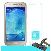 Microsonic Samsung Galaxy J5 Temperli Cam Ekran Koruyucu Kırılmaz Film