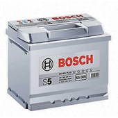 Bosch S5 Silver Plus 12V 110Ah 920Cca