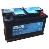 Exide Start-Stop Agm 12V 80Ah 800Cca