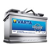 Varta Akü Start-Stop Plus Agm 12V 70Ah 760Cca