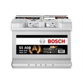 Bosch S5 Agm 12V 105Ah 950Cca