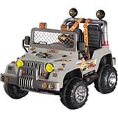 Aliş Mega 504 Jeep Akülü Araba