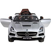 Babyhope SX-128 Mercedes Amg 12V Akülü Araba