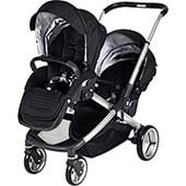 Prego 2072 Ibiza İkiz Bebek Arabası
