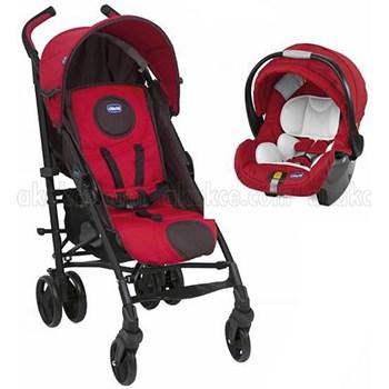 Chicco Lite Way Plus Travel Sistem Bebek Arabası
