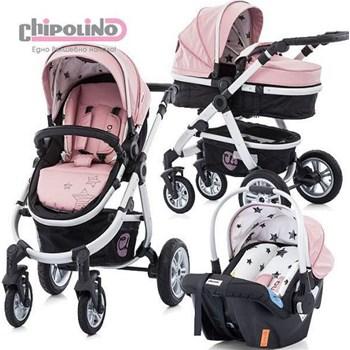 Chipolino Nina Travel Sistem Bebek Arabası