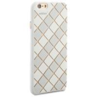 IP-660 Beyaz iPhone 6 4.7 Desenli Koruyucu Kılıf