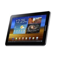 Samsung Galaxy Tab 7.7 Anti Glare Mat Ekran Koruyucu Tam 3 Adet