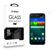 Eiroo Huawei Ascend G7 Tempered Glass Cam Ekran Koruyucu