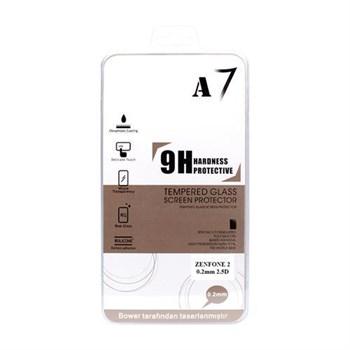 A7 Temperli ZENFONE 2 Cam Ekran Koruyucu