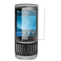 BlackBerry Torch 9800 Anti Glare Mat Ekran Koruyucu Tam 3 Adet