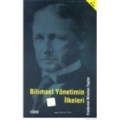 Bilimsel Yönetimin Ilkeleri (ISBN: 9789758156023)