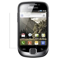 Samsung Galaxy Fit S5670 Anti Glare Mat Ekran Koruyucu Tam 3 Adet