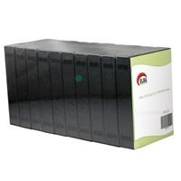 ELBA QD-3212 12Lİ SİYAH 39mm DVD Case (KUTU)
