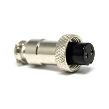 2 Pin Mayk Dişi Fiş Kablo Monte Tipi