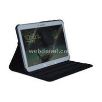 Mila Smsg-t530d-mo Galaxy Tab4 T530 Desenli Tablet Kılıfı Mor