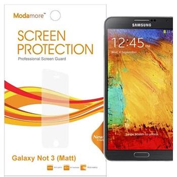 Galaxy Note 3 Ekran Koruyucu Film