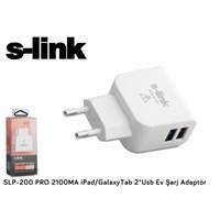 S-Lınk Slp-200 Pro 2100Ma Ipad-Galaxy Tab
