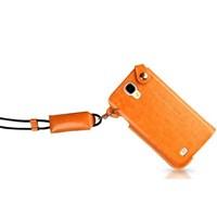 Galaxy S4 Shang Series Orange