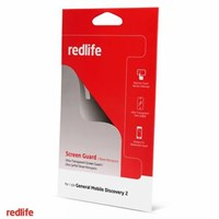 Redlife Dıscovery 2 Ultra Şeffaf Ekran Koruyucu Ön