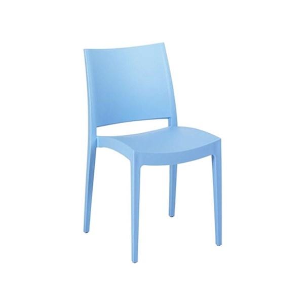 Tilia Specto Sandalye Açık Mavi 33830683