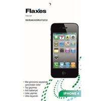 Flaxes FEK-4IP Iphone 4 Ekran Koruyucu
