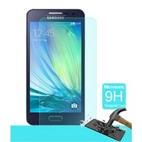 Microsonic Temperli Cam Ekran Koruyucu Samsung Galaxy A3 Kırılmaz Film