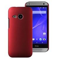 Microsonic Htc One Mini 2 (M8 Mini) Kılıf Premium Slim Kırmızı