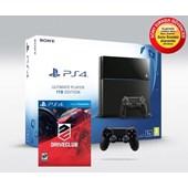 Sony PS4 1 TB + 2.Kol + Driveclub + Sony Eurasia Garantili