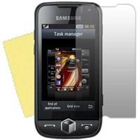 Samsung S8000 Jet Anti Glare Mat Ekran Koruyucu Tam 3 Adet